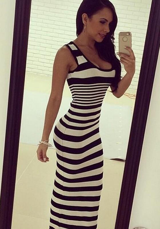 Vestidos negro moda