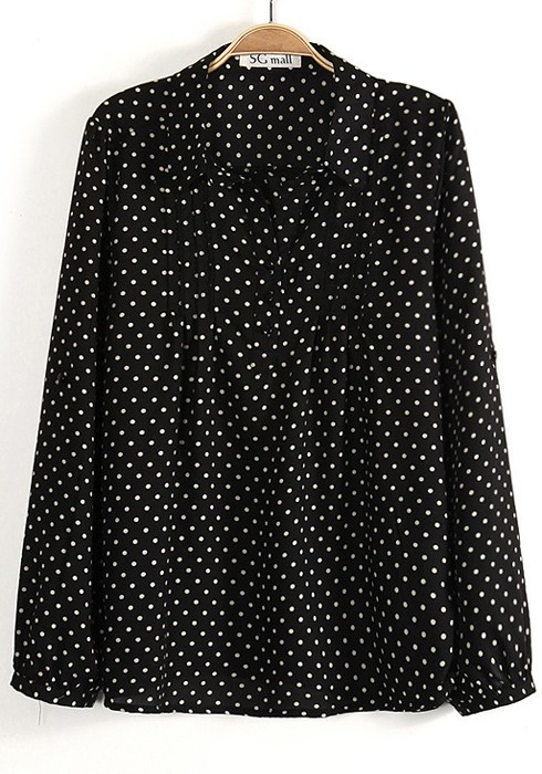 Add a pop of polka dots to your wardrobe with polka dot shirts from ModCloth! Find fab polka dot blouses in a variety of colors and vintage-style styles. Menu. ModCloth. Tops Blouses Polka Dot Tops. Polka Dot Blouses & Tops. Black Grey White Size XXS XS S M L XL 1X 2X 3X 4X 0 2 4 6 8 10 12 14 16 18 20 22