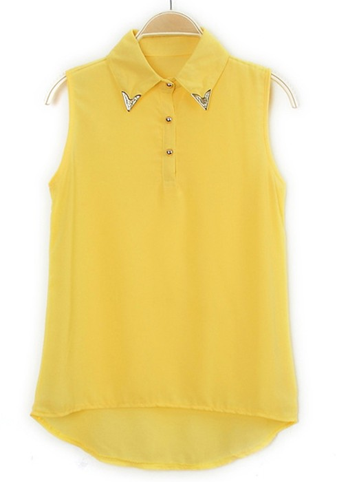 Yellow Blouse Images 77
