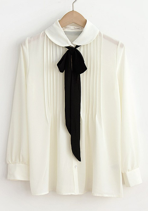 White Blouse Peter 115