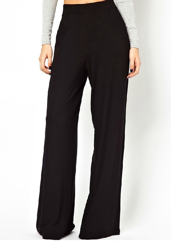 long black pants - Pi Pants