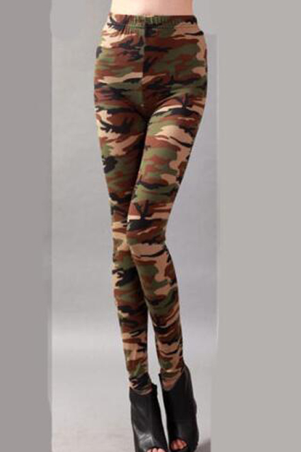 armee gr n camouflage camo tarnmuster sport tights. Black Bedroom Furniture Sets. Home Design Ideas