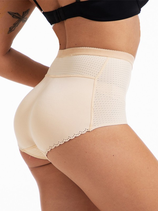 Panty push up effet fausses hanches mode