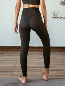 Black Yoga Comfy Push Up Big Booty Sports Legging